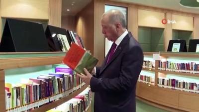 Cumhurbaşkanlığı Millet Kütüphanesi Perşembe günü açılacak