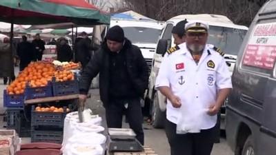 belediye baskani - Denizi olmayan şehrin üniformalı 'kaptanı': Sabri Şişik - AFYONKARAHİSAR