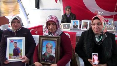 HDP önündeki ailelerin evlat nöbeti 169'uncu gününde