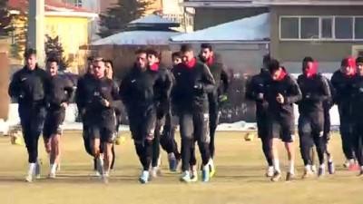 Kayserispor, Konyaspor maçının hazırlıklarını sürdürdü - KAYSERİ