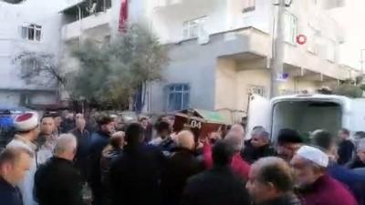 cenaze namazi -  Kazada hayatını kaybeden bisiklet sürücüsü toprağa verildi