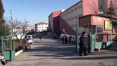 polis -  Okul müdürünü yaraladıktan sonra kendini vuran hizmetli toprağa verildi