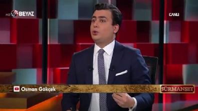 Osman Gökçek CHP'nin Gezi'deki rolünü gözler önüne serdi