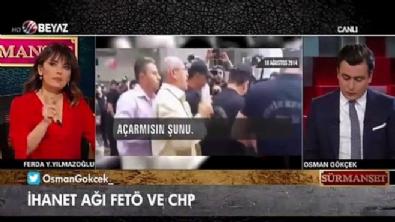 Osman Gökçek: 'İşte FETÖ'nün siyasi ayağı bunlar!'