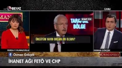 Osman Gökçek. 'Öcalan neyse Gülen de odur!'