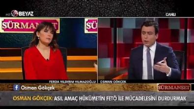 Osman Gökçek TSK'da ihraç sayılarına dikkat çekti