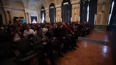 'TEKNOFEST 2020' Sırbistan'da tanıtıldı - BELGRAD