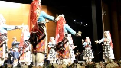 kisla - Bursa'da 'Şarkılarımız Türkülerimiz' konseri ilgi gördü - BURSA