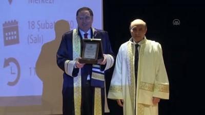 Kamu Başdenetçisi Malkoç'a fahri doktora unvanı verildi - DİYARBAKIR