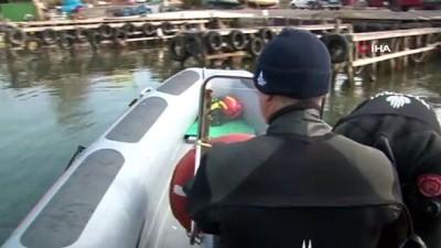 Karadeniz'de kaybolan 19 yaşındaki balıkçıyı arama çalışmaları devam ediyor