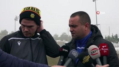 """forma - Kjartansson: """"İyi bir futbol oynayacağımıza söz veriyoruz"""""""