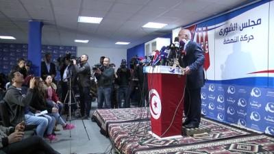 Nahda Hareketi: 'Tunus'u erken seçimden kurtarmak için çalışıyoruz' - TUNUS
