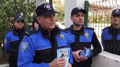 dolandiricilik - Polis evleri gezerek 'soba zehirlenmesi' uyarısında bulundu - ADANA