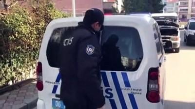akalan - Polisten kaçan hırsızlık şüphelileri kovalamaca sonucu yakalandı - ANKARA