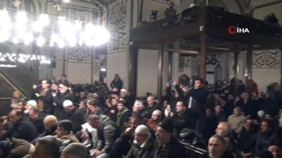sabah namazi -  Diyanet İşleri Başkanı Bursa'da depremde hayatını kaybedenler için dua etti