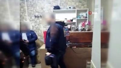 asad -  Gaziantep'te yasa dışı bahis operasyonu