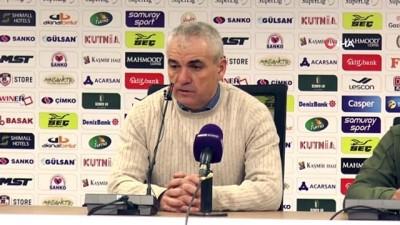 Rıza Çalımbay: 'Şansız goller yiyerek beklemediğimiz bir mağlubiyet aldık'