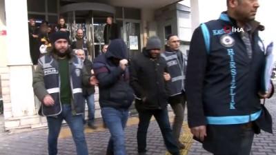 akalan -  6 suçtan aranan ve 16 yıl hapis cezası bulunan firari kadın yakalandı
