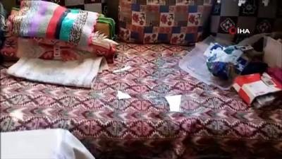 hirsiz -  Aynı eve birkaç gün arayla giren hırsızlar aileyi usandırdı