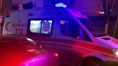Esenyurt'ta kontrolden çıkan otomobil bir kadın ve çocuğu böyle biçti