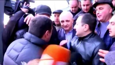 - Eski Gürcistan Başbakanı Merabişvili hapisten çıktı - 'Bu hükümetin 1 yıl içinde sona erdirileceğini garanti ediyorum'