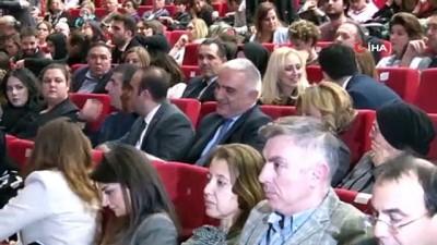 kisla -  Göbeklitepe Operası'nın dünya prömiyeri ATO Congresium'da gerçekleşti