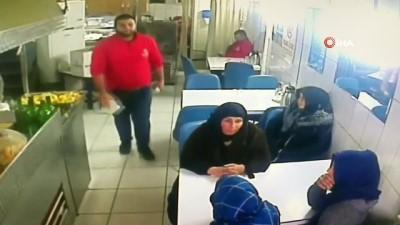hirsiz -  Hırsızlık şüphelisi kadının gazetecilere cevabı pes dedirtti: 'Geri gelip buranın anasını ağlatacağım'