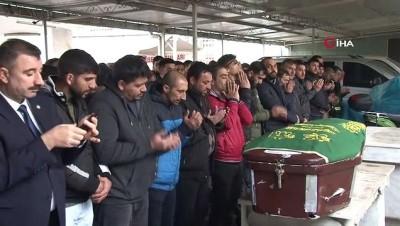 cenaze namazi -  İzmir'de öldürülen genç gözyaşlarıyla defnedildi