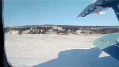 gesi -  - Rus uçağının düşme anı saniye saniye görüntülendi