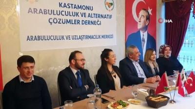 """gesi -  """"Türkiye'de arabuluculukta yüzde 73 başarı sağlandı"""""""
