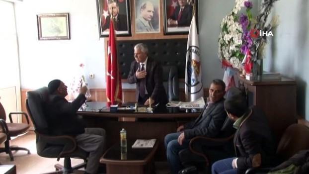 belediye baskani -  AK Parti'li belediye başkanının yeğenine silahlı saldırı