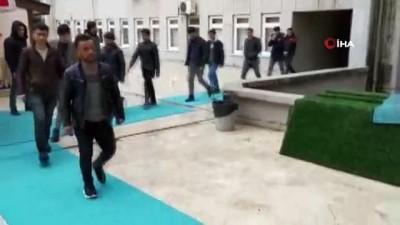 Başkent'te 31 Afgan uyruklu düzensiz göçmen yakalandı