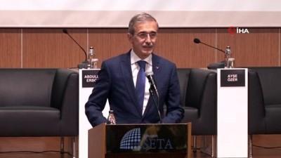 terorle mucadele -  Cumhurbaşkanlığı Savunma Sanayi Başkanı İsmail Demir, savunma stratejisi üzerine açıklamalarda bulundu