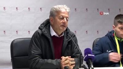 """Dilaver Mutlu: """"Kaybettiğimiz 3 puanı Adana Demirspor maçında telafi etmek istiyoruz"""""""