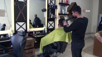 akalan -  Diyarbakır'da berber dükkanına silahlı saldırı