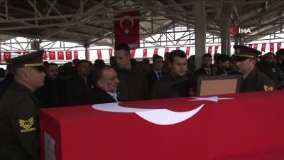 cenaze namazi -  Gaziantepli şehit gözyaşlarıyla son yolculuğuna uğurlandı