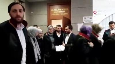 hapis cezasi -  Karaköy'de başörtülü genç kızlara saldırıya 2 yıl 9 ay hapis