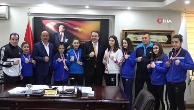 Sporu bırakmak istedi, Türkiye şampiyonu oldu