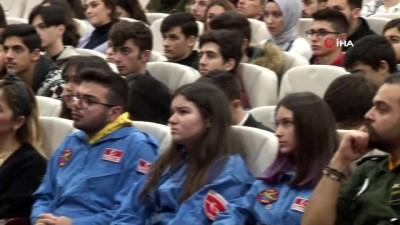 """ogrenciler -  TALPA Başkanı Ersoy: """"Havacılık sektöründe en ön sıralardayız"""""""