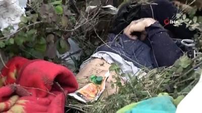 15 Temmuz Şehitler Köprüsü çıkışında erkek cesedi bulundu