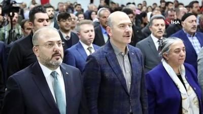 Bakan Soylu'dan, Abdullah Gül'e sert tepki