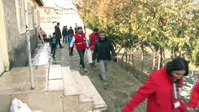 ogrenciler -  Deprem bölgesinde okullar eğitime hazırlanıyor