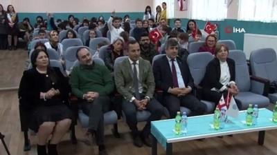 ogrenciler -  - Gürcü öğrenciler, ney ve balaban enstrümanı ile tanıştı