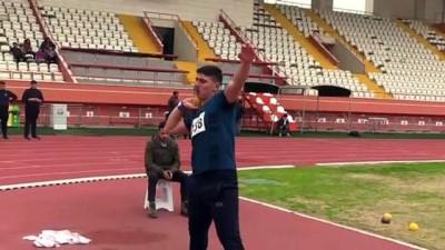 Atletizm: Seyfi Alanya Atmalar Kupası - MERSİN