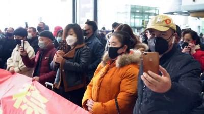 - Çin'de salgından ölenlerin sayısı 2 bin 442'ye yükseldi