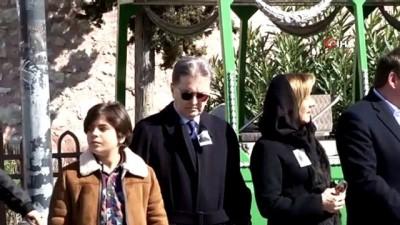 cenaze namazi -  Cumhurbaşkanı Erdoğan, Akif Çağatay Kılıç'ın babası Sinan Kılıç'ın cenaze törenine katıldı