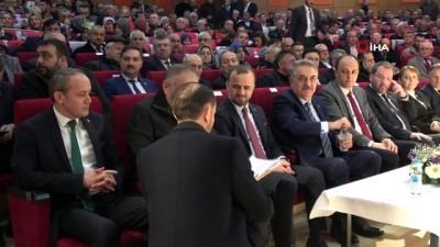 """hukumet -  - AK Parti Genel Başkan Yardımcısı Hayati Yazıcı: - """"Türkiye bu operasyonlarla bölgede önemli bir ülke olduğunu herkese gösterdi'"""