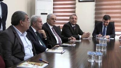 dolar - AK Parti Genel Başkan Yardımcısı Yılmaz Mardin'de iş adamlarıyla buluştu - MARDİN