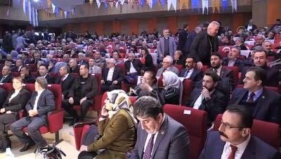 hukumet - AK Partili Yazıcı, partisinin Bolu Merkez İlçe Kongresine katıldı - BOLU