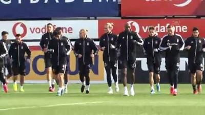 forma - Beşiktaş, Aytemiz Alanyaspor maçı hazırlıklarına başladı - İSTANBUL